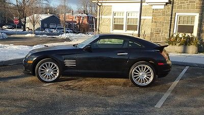 Chrysler : Crossfire SRT6 2005 crossfire srt 6 supercharged