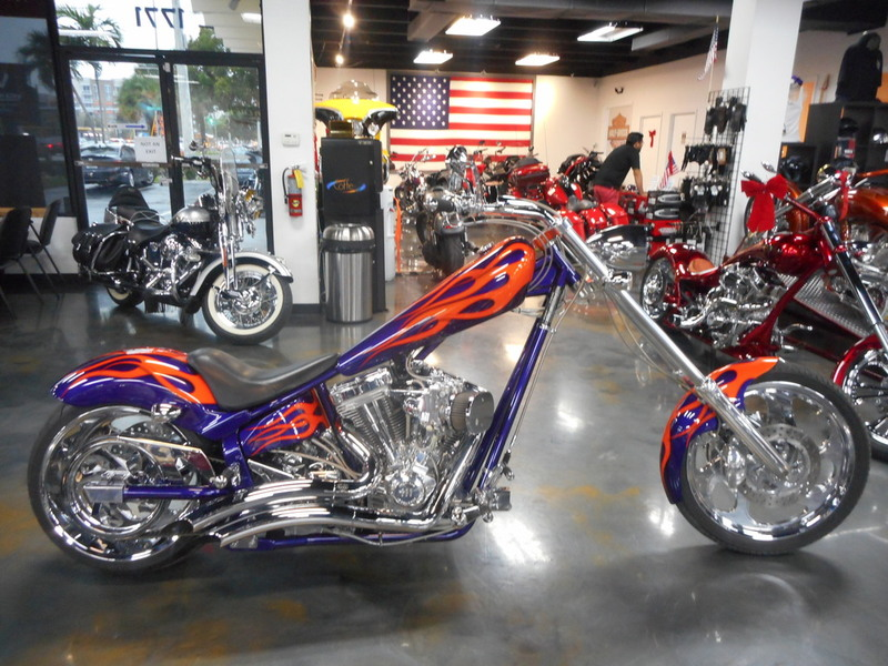 2006 American Ironhorse Chopper