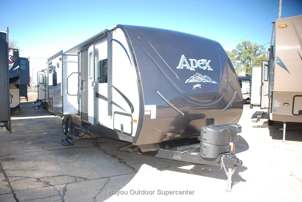 2016 Coachmen Apex 276 BHS (Latte Interior)