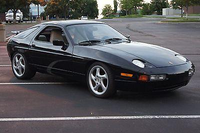 Porsche : 928 928S4 1988 porsche 928 s 4 s 4 928 black