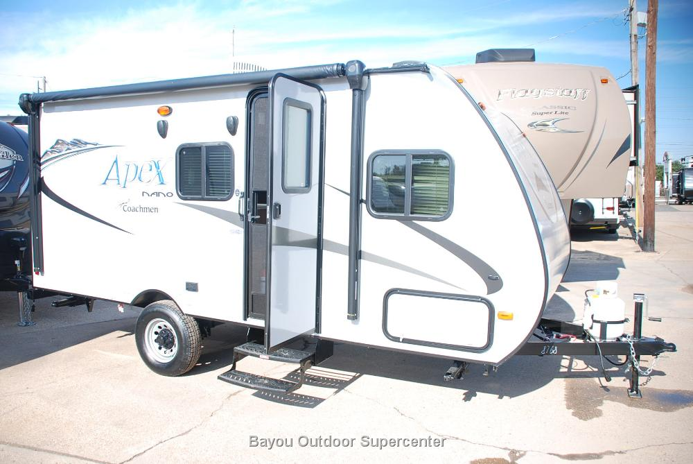 2016 Coachmen Apex 172 CKS Nano Package (Latte Interior)