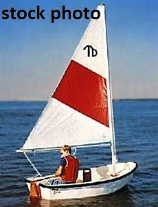 Sailing and Rowing Dinghy/Tender