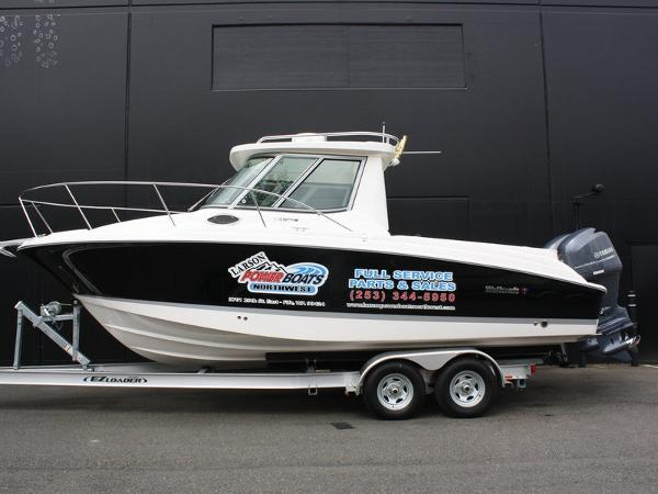 2015 Wellcraft 252 Coastal