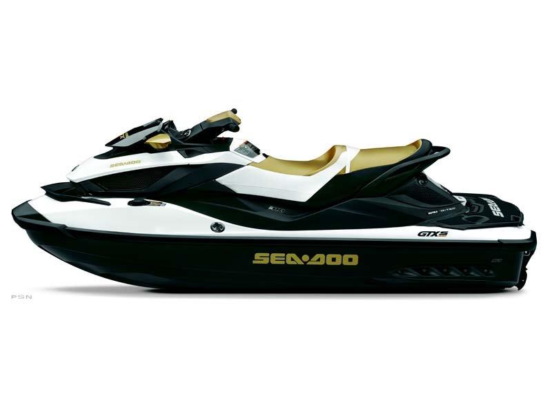 2001 Sea-Doo RXDI