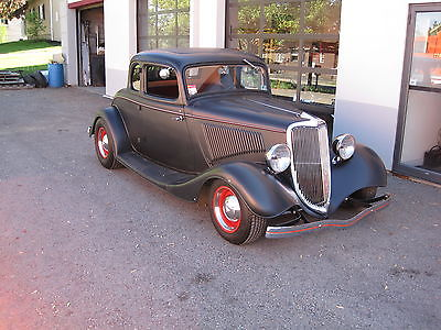 Ford : Other 5 WINDOW 1934 ford coupe all steel