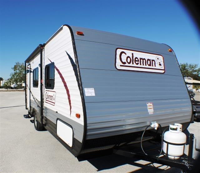 2016 Coleman Coleman CTS192RDWE