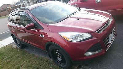 Ford : Escape SE with Luxury Package 2014 ford escape se with luxuary package