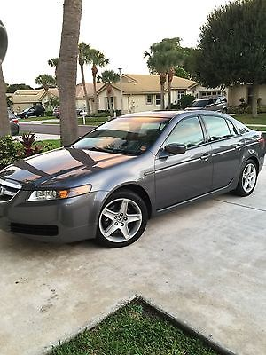 Acura : TL Navigation package Acura tl