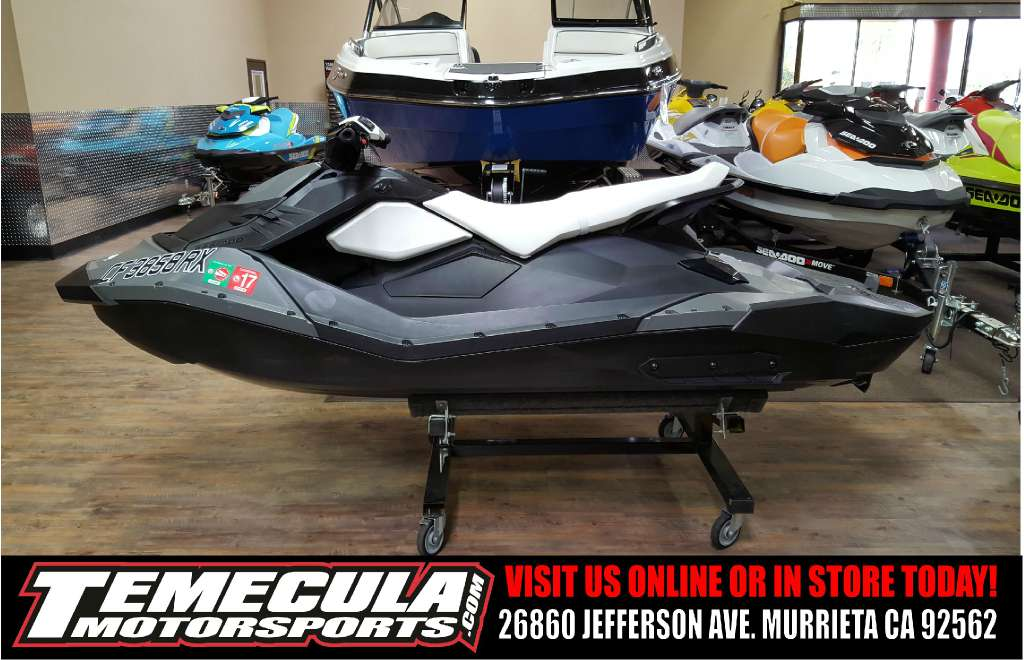 2014 Sea Doo/Bombardier Spark 3up 900 H.O. ACE