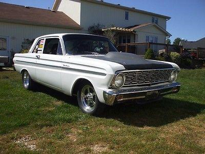 Ford : Falcon Sleeper street car. 1964 ford falcon intercooled turbo 1000 hp street car
