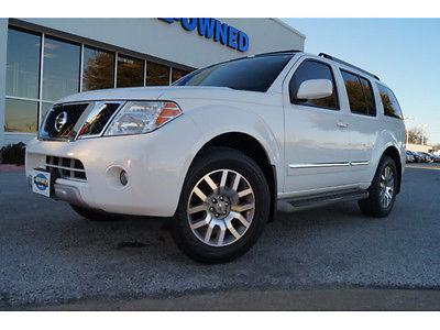 Nissan : Pathfinder LE 2010 nissan le