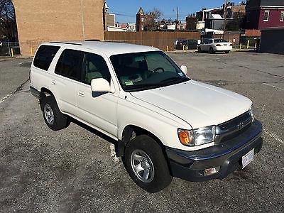 Toyota : 4Runner SR5 Sport Utility 4-Door 2001 toyota 4 runner sr 5 sport utility 4 door 3.4 l