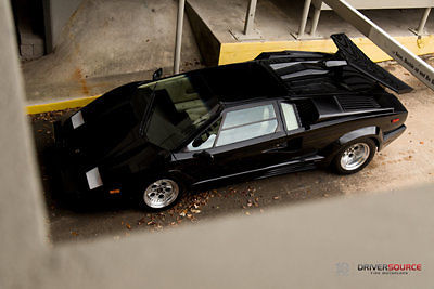 Lamborghini : Countach 25th Anniversary 1989 lamborghini countach 25 th anniversary 1 owner serviced exceptional
