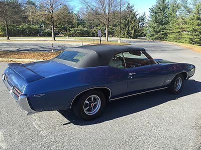 Pontiac : GTO Pontiac GTO 1969