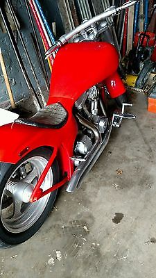 Custom Built Motorcycles : Other 2000 custom chopper