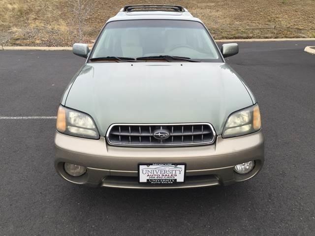 2004 Subaru Outback Wagon Limited Wagon 4D