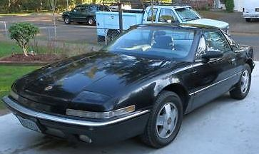 Buick : Reatta 1990 buick reatta coupe
