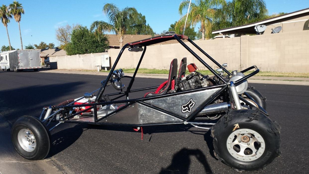 2001 Sand Buggy 2 Seater