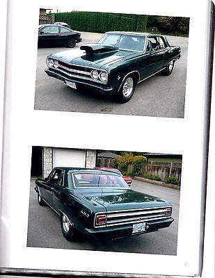Chevrolet : Chevelle SS 1965 chevelle ss race street show