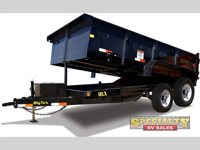 2016 Big Tex Trailers Dump Bed Trailers 12LX