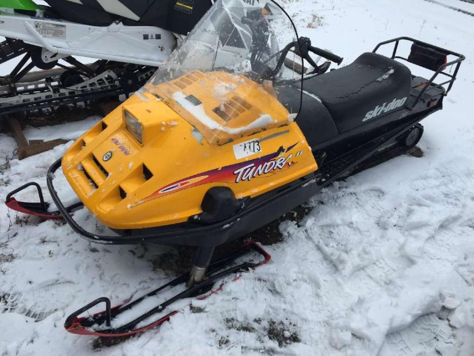 Ski Doo Snowmobiles For Sale >> Ski Doo Tundra R Motorcycles for sale