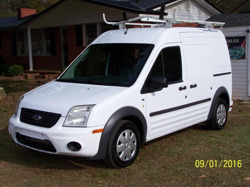 ***2010 FORD TRANSIT CONNECT XLT