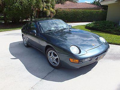 Porsche : 968 Coupe 1994 porsche 968 gorgeous collector s car