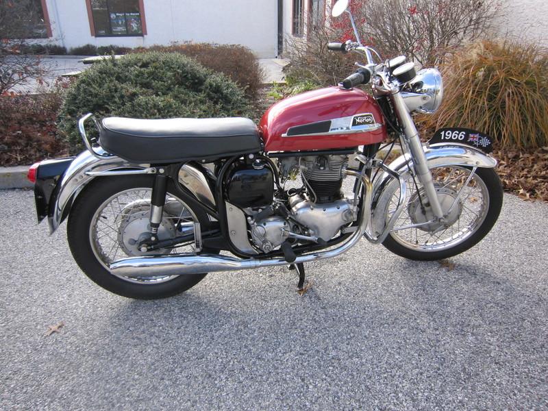 1966 Norton ATLAS