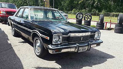 Dodge : Other Base Sedan 4-Door 1977 dodge aspen project car
