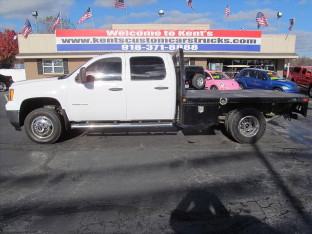 2011 Gmc Sierra 3500hd Cc