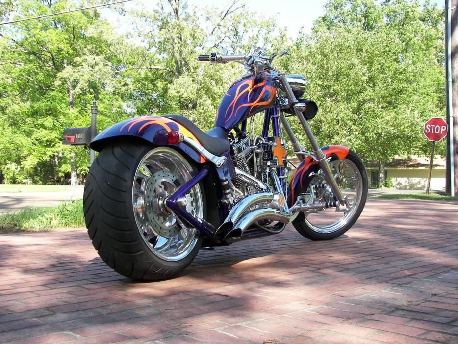 2006 Big Dog Motorcycles Chopper SOFTAIL