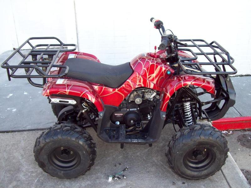 BRAND NEW 125CC GAS ATV FULLY ASSEMBLED READY TO RIDE
