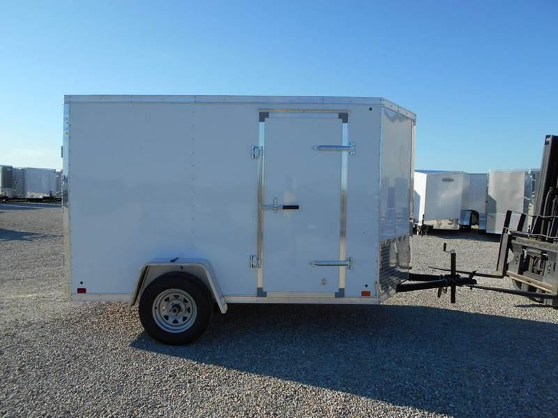 2016 Cross 10' x 6' Trailer Enclosed Cargo