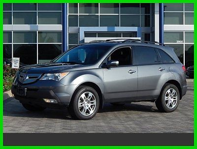 Acura : MDX 3.7L Technology Package 2008 3.7 l technology package used 3.7 l v 6 24 v automatic all wheel drive suv