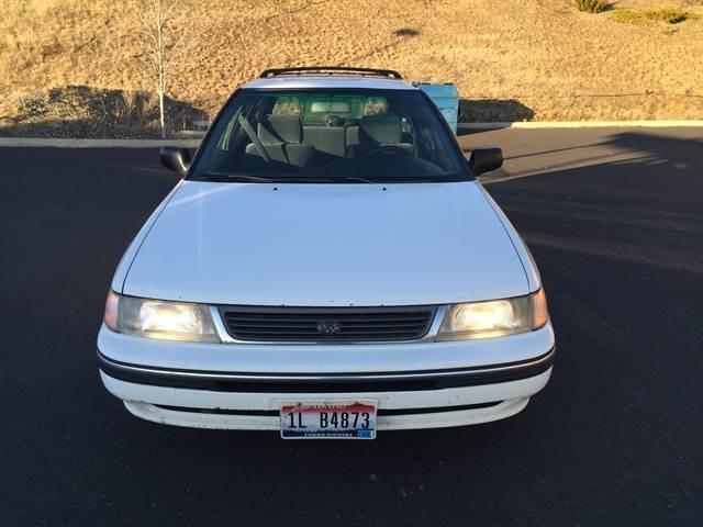 1992 Subaru Legacy Wagon L Wagon 4D