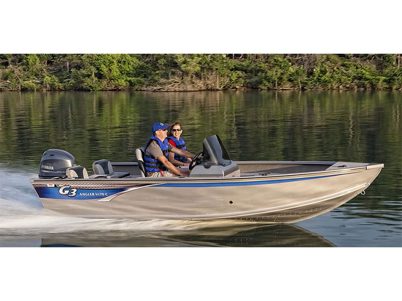 G3 boats angler v170 c boats for sale for G3 fishing boats