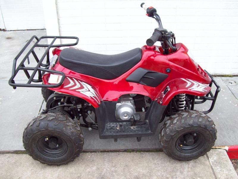 BRAND NEW 110CC GAS ATV