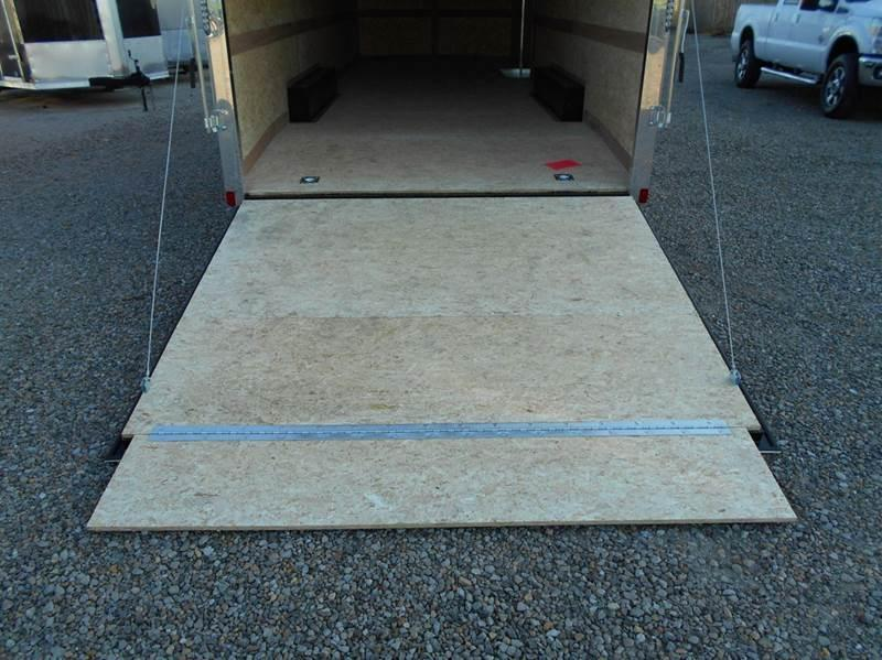 2016 Cross 24x8.5 Cargo Car Trailer