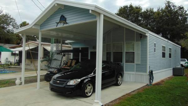 ESCAPE THE COLD THIS WINTER***PARK MODEL w/LANAI IN SOUTH WEST FLORIDA