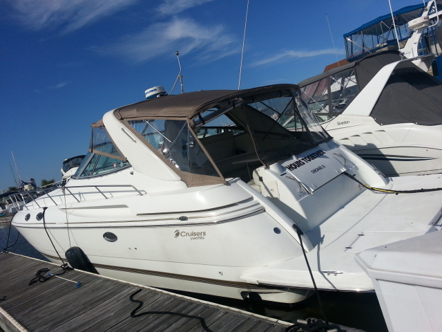 Cruisers 3870 Diesel Boats For Sale