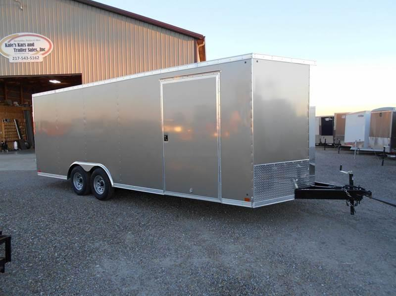 2016 Cross 22x8.5 Cargo Trailer