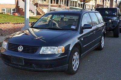 Volkswagen : Passat GLS 2001 vw passat gls wagon