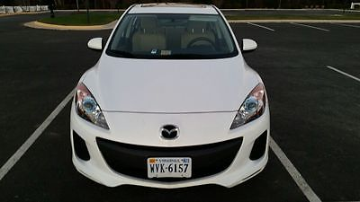 Mazda : Mazda3 i Grand Touring SKYACTIV 4dr Sedan 2012 mazda 3 i grand touring with navigation is for sale by owner