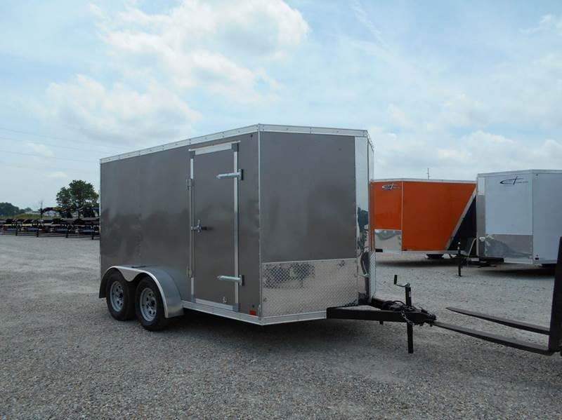 2015 Cross 12x7 Cargo Trailer