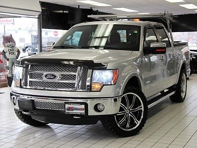 Ford : F-150 Lariat Crew Cab 4x4 CONTRACTOR'S DREAM TRUCK Lariat Crew Cab 4x4 CONTRACTOR'S DREAM TRUCK