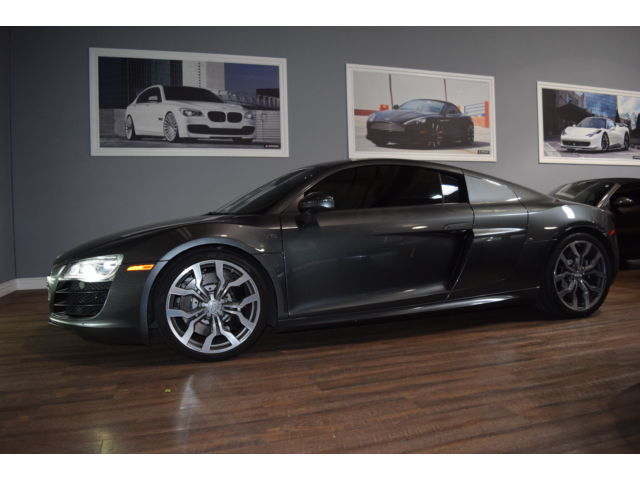 Audi : R8 2dr Cpe Auto Garage kept, One owner, Pre-Owned, Must sell, Excellent condition