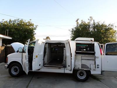Chevrolet : Express Z Backscatter AS&E Microdose 1997 chevrolet c 2500 express x ray van onan marquis 7000 as e microdose