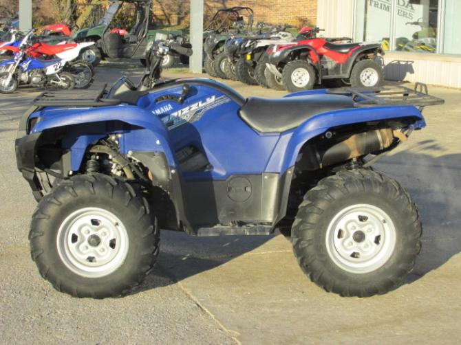 Yamaha 550 grizzly eps motorcycles for sale for 2014 yamaha grizzly 550 for sale