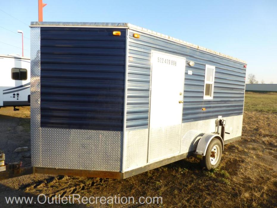 Red fish rvs for sale for Ice trek fish house