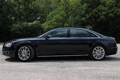 Audi : A8 L W12 2013 audi a 8 l w 12 luxury sedan